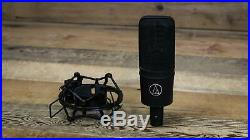 Audio Technica AT4040 Condenser Microphone withShock Mount AT-4040 Mic U118616