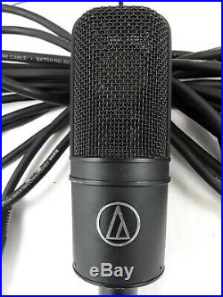 Audio Technica AT4040 Large Diaphragm Mic AT-4040 Cardioid Condenser Microphone