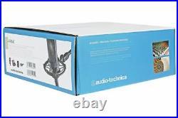 Audio Technica AT4040 Pro Cardioid Condenser Microphone+Case+Studio Mic+Mount