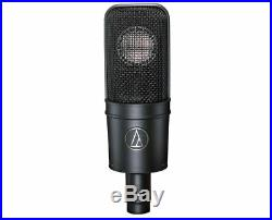 Audio-Technica AT4040 Professional Studio Cardioid Condenser Mic