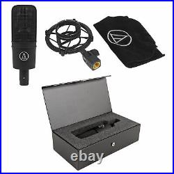 Audio Technica AT4040 Side Address Cardioid Condenser Mic Recording Microphone
