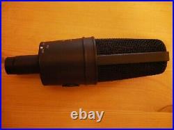 Audio Technica AT4040 XLR condenser microphone, voice over, studio, mic, boxed