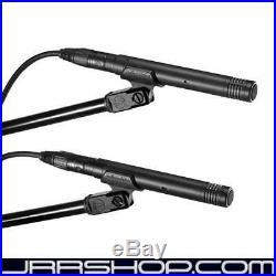 Audio Technica AT4041SP Mic Bundle New Open Box + NOS POP Filter Bundle JRR Sh