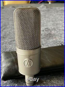 Audio Technica AT4047/SV Cardioid Condenser Mic (DC BIAS)