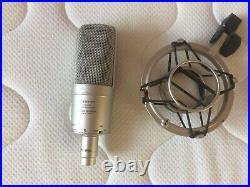 Audio Technica AT4047/SV Cardoid Condenser Mic