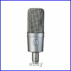 Audio Technica AT4047/SV Cardoid Condenser Mic AT-4047 AT4047SV+Protective Case