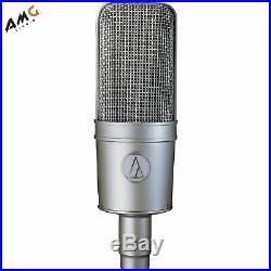 Audio-Technica AT4047SV Cardioid Large Diaphragm Studio Condenser Capacitor Mic