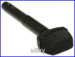 Audio-Technica AT825 Stereo Condenser Field Recording Balanced XLR Phantom Mic