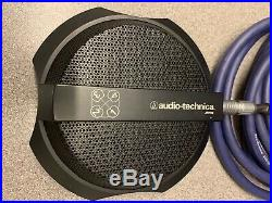 Audio-Technica AT854R Four Channel Boundary Microphone Mic Cardioid Condenser #3