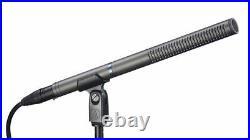 Audio-Technica AT897 Line + Gradient Shotgun Microphone AT-897 Mic