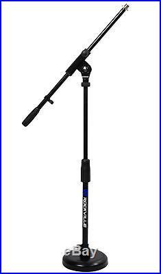 Audio Technica AT897 Shotgun Condenser Microphone Mic+Case+Boom+Stand+Headphones