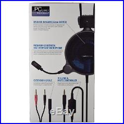 Audio-Technica ATH-ADG1X OPEN AIR High-Fidelity Stereo Gaming Headset Black Blue