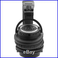 Audio-Technica ATH-M50xBT Wireless Over-Ear Headphones with Bluetooth