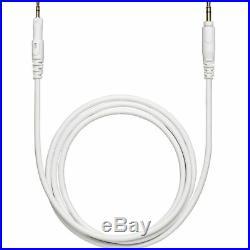 Audio-Technica ATH-M50xWH Professional Studio Monitor Headphones White