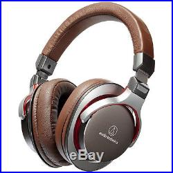 Audio-Technica ATH-MSR7-GM SonicPro High-Resolution Headphones ATHMSR7