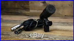Audio Technica ATM-25 Kick Drum Bass Microphone withCable ATM25 Mic U120097