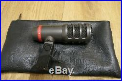 Audio Technica ATM25 Instrument microphone Dynamic MIC for Bass Kick Drum