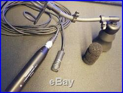 Audio Technica ATM350PL Cardioid Condenser Mic with Magnetic Piano Mount 9