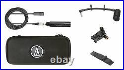 Audio Technica ATM350U Mini Condenser Clip-On Instrument Microphone Mic withXLR