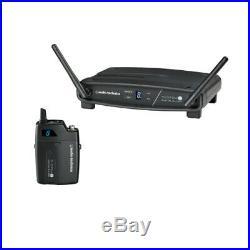 Audio-Technica ATW-1101/H System 10 Digital Wireless System with PRO 8HEcW Mic