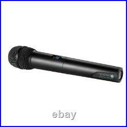 Audio-Technica ATW-1302 System 10 PRO Rack-Mount Digital Handheld Mic System