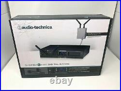 Audio-Technica ATW-1311L 10 PRO Rack-Mount Digital Dual Lavalier Mic System