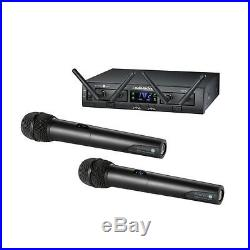 Audio-Technica ATW-1322 System 10 PRO Rack-Mount Digital Dual Handheld Mic Syste