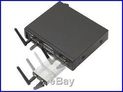 Audio-Technica ATW-1322 Wireless 2 Handheld Mics System 10 Pro Digital 2.4GHz