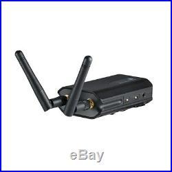 Audio Technica ATW-1701/L System 10 Camera Mount Wireless Omni Lavalier Mic