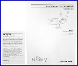 Audio Technica ATW-1701 System 10 Camera Mount Digital Wireless Microphone Mic