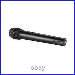 Audio-Technica ATW-1702 System 10 Camera Mount Wireless Mic System Handheld Mic