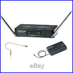 Audio-Technica ATW-251/H92-TH Freeway 200 VHF Wireless System Headworn Mic