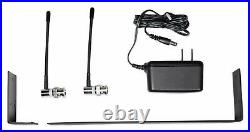Audio Technica ATW-3212/C510DE2 3000 Wireless Handheld Microphone+Mic Receiver