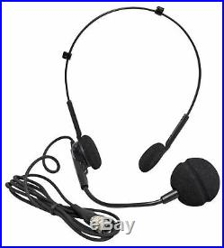 Audio Technica ATW-901a/H Wireless Headset Microphone Mic 169.505 171.905 MHz