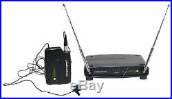 Audio Technica ATW-901a/L Wireless Lavalier Microphone Mic 169.505 171.905 MHz