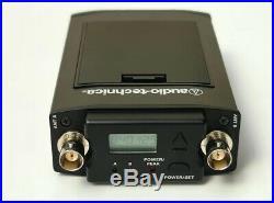 Audio-Technica ATW-R1810 Diversity Wireless Radio Mic Receiver 840-865Mhz #37