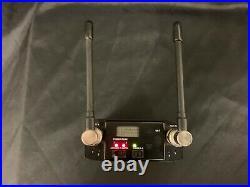 Audio-Technica ATW-R1820 Dual-Channel Wireless, ATW-T1801, T341 Handheld Mic