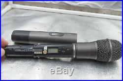 Audio-Technica ATW-R310 UHF Synthesized Diversity Receiver With ATW-T341bD Mic