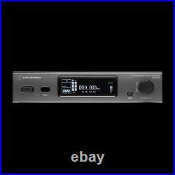 Audio Technica ATW-R3210 Wireless Receivers inc 2 x ATW-C510 Mics & Charging Pod
