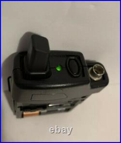Audio Technica ATW-T1001 System 10 Beltpack Transmitter With Omnidirectional Mic