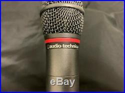 Audio Technica ATW-T341 Hand Held Wireless Mic 541-566MHz