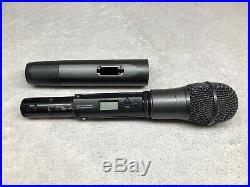 Audio-Technica ATW-T341 Wireless Handheld Mic Transmitter Microphone 655-680MHz