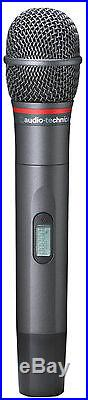 Audio Technica ATW-T341I Handheld Mic with200 Ch UHF Trans. I Band