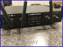 Audio-Technica ATW1366 System 10 PRO Dual Wireless Boundary Mic System
