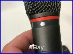 Audio Technica ATW3100b with ATW-T341b Wireless Mic 655-680Mhz