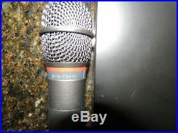 Audio Technica ATW3100bD with ATW-T341b Wireless Mic