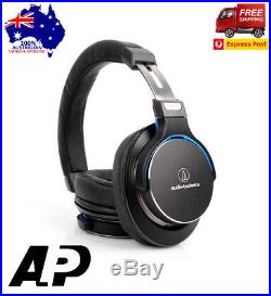 Audio Technica Ath-msr7bk Over-ear High-resolution Headphones Msr7 Black