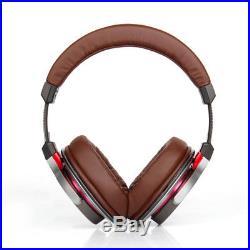 Audio Technica Ath-msr7gm Over-ear High-resolution Headphones Msr7 Brown