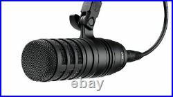 Audio-Technica BP40 Broadcast Microphone BP-40 Dynamic Mic
