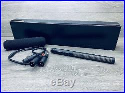 Audio Technica BP4029 9.3 Stereo Shotgun Microphone Mic BP 4029 Excellent Case